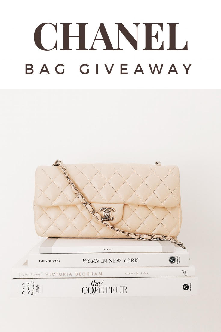 Vintage Chanel Bag GIVEAWAY!