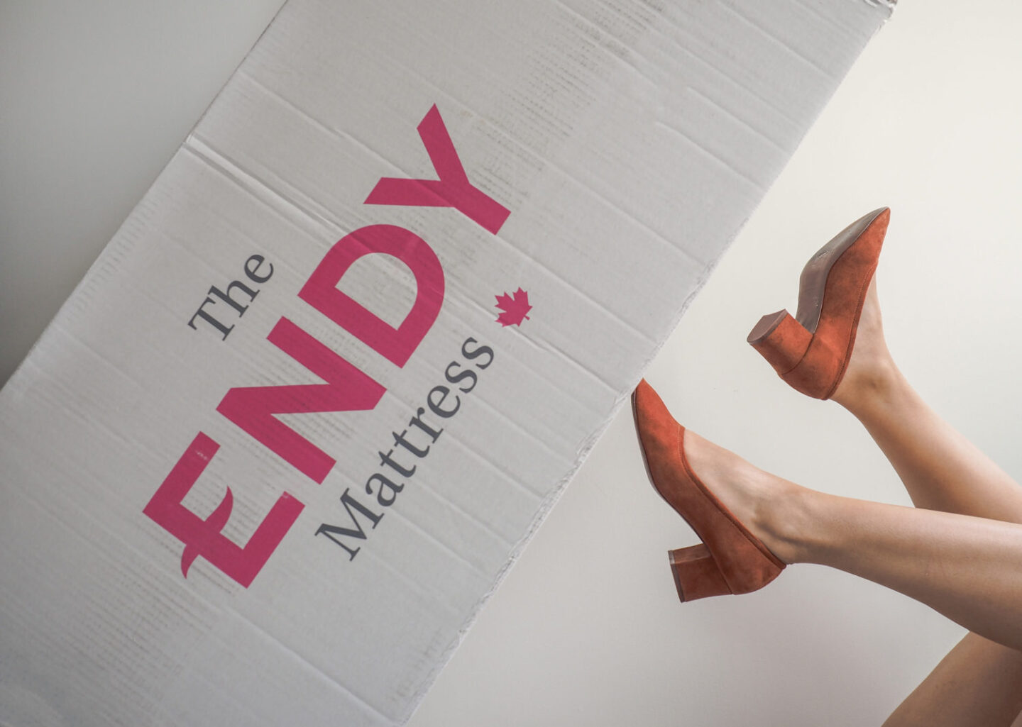 How To Get A Good Night's Sleep Part I: Endy Mattress Review