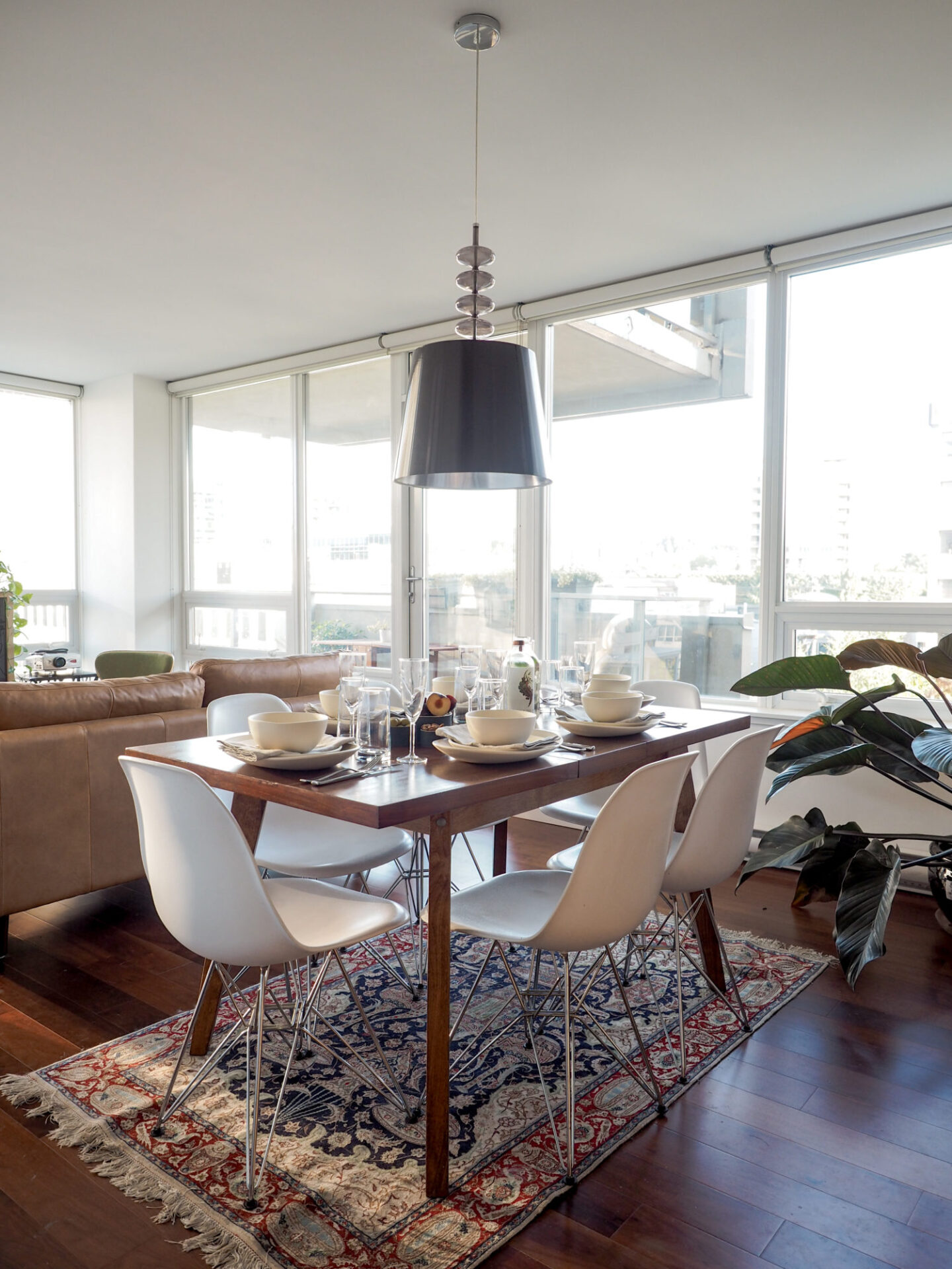 Vancouver Homes: My Living & Dining Room Tour